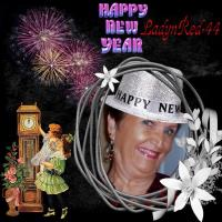 Happy New Year LadyNRed 2014