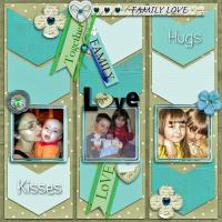 Family Love CT Page