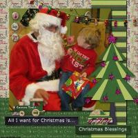 Christmas Joy By Dee