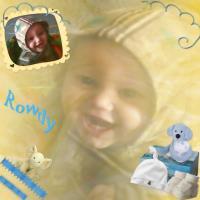 Happy Rowdy~
