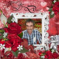 Happy valentine's day David