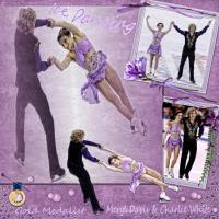 Ice Dancing~