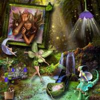 FAERYLAND WELCOMES A NEW BABY