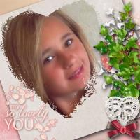 My so lovely you