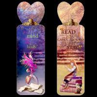 Fantasy Bookmarks 1#2#