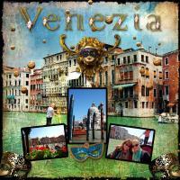 Template for March ~ Venezia ~