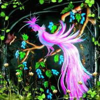 Fantasy birds..1