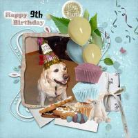 happy 9th birthday cooper