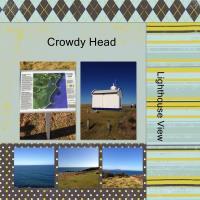 Crowdy Lighthouse