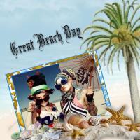 GREAT BEACH DAY
