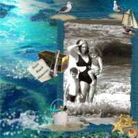 Sweet Beach Memories