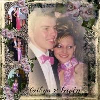 Caitlyn and Gavin