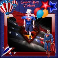 Super Boy Colton~