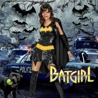 SuperHero-Batgirl