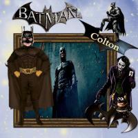 Batman Colton & Guest~