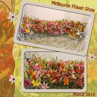 Melbourne Flower Show 2014