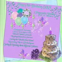 Happy 8th Birthday SBF!