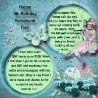 Happy 8th Birthday SBF