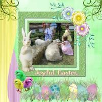 Joyful Easter 2014~