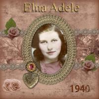 Plain Vintage - Elna Adele