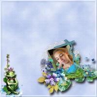 Framed Ilona