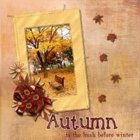 autumn hush