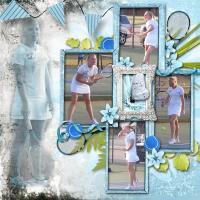 High School Tennis 2014