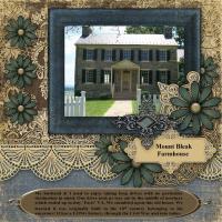 Mount Bleak Farm House