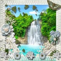 Beauty of a Waterfall 2