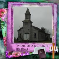 Old Church's # 1