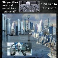 I, ROBOT - SONNY'S WISDOM