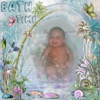 magical bathtime