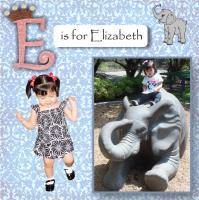 Alphabet Book - EFGH