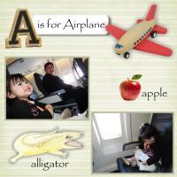 Alphabet Book - ABCD