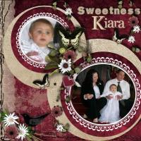 Kiara's Christening 2