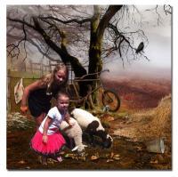 Kids on a farm challenge