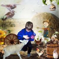 field-guard_kid-with-farm-animal
