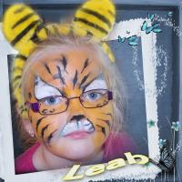 As adorable Leah