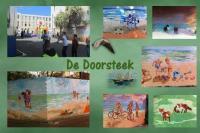 Postcard De Doorsteek