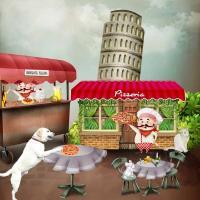 Kids Will Be Kids italian-restaurant