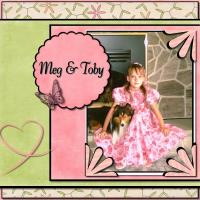 Meggie and Toby
