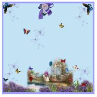 Butterflies are free to fly challenge