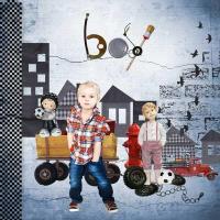 Designer Series- Bee Creations boys
