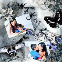 Caeden Magpie's Memories