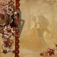 Inspirational Theme MUSIC autumn-day