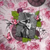Saskia Designs~Time~