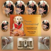 THANKSGIVING PET WISHES TO MY GROOMER