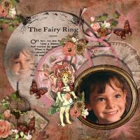 Caitlyn my Garden Fairy