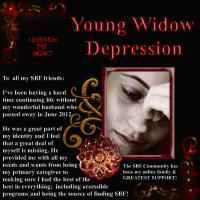 Young Widow Depression and Basic Black