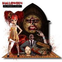 Oh, Spooky Night Ziggy